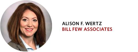 Alison F. Wertz