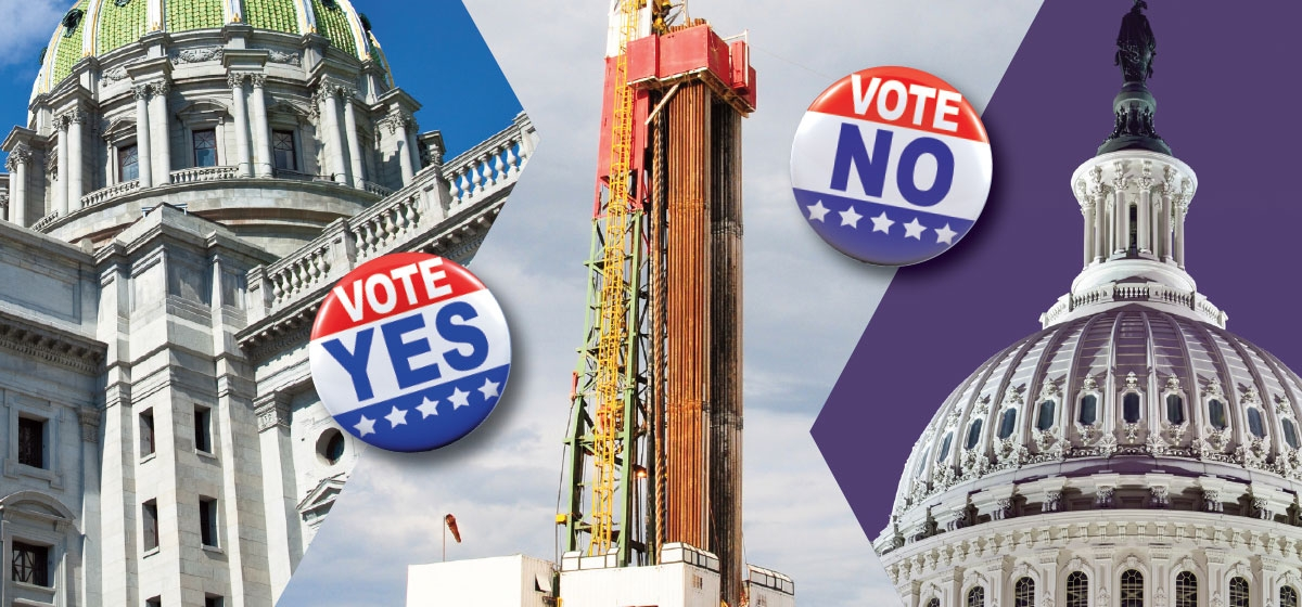 Politics and the Marcellus Shale