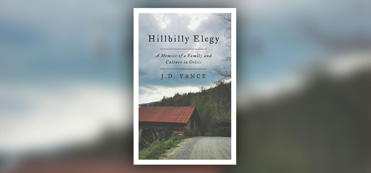 The Weird Parallels Between the Hillbilly Elegy Author and Me