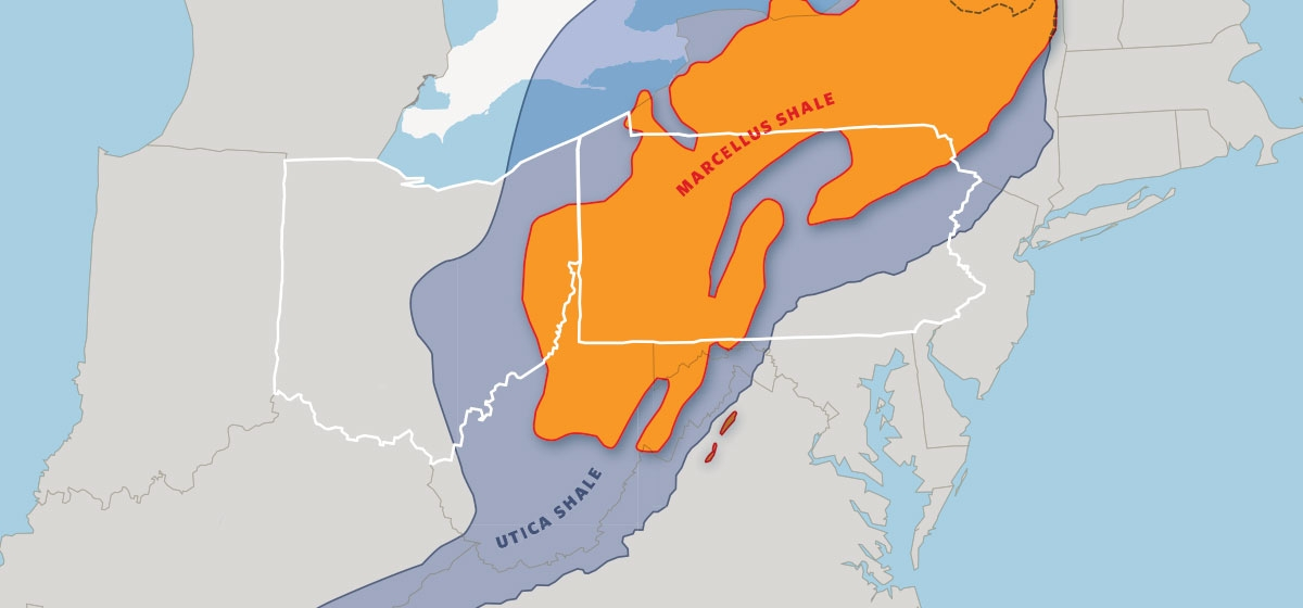 The Utica Shale