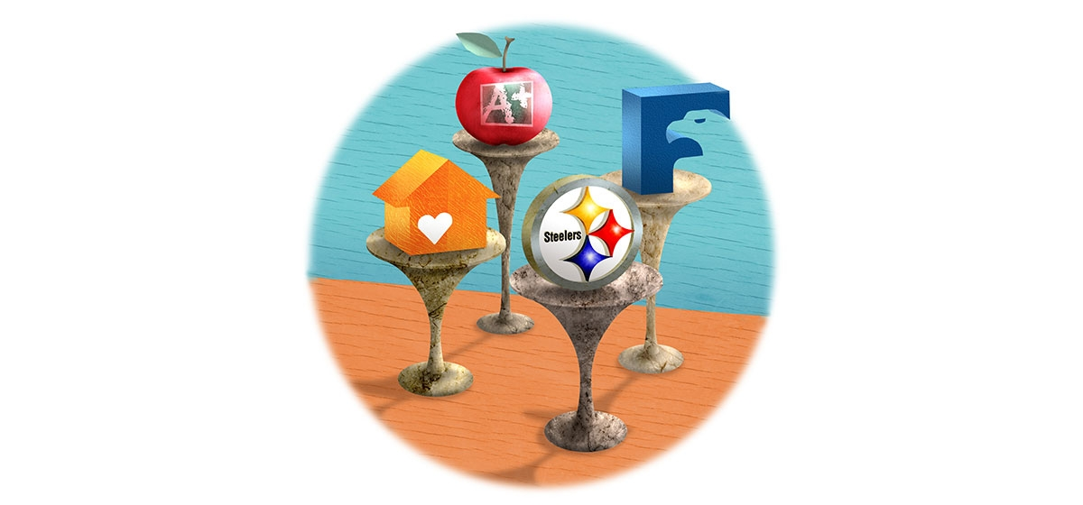 Steelers, Neighbor Aid, Schools, Federated Investors