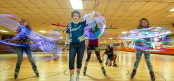 Donna's Dream and a Life of Roller Skating