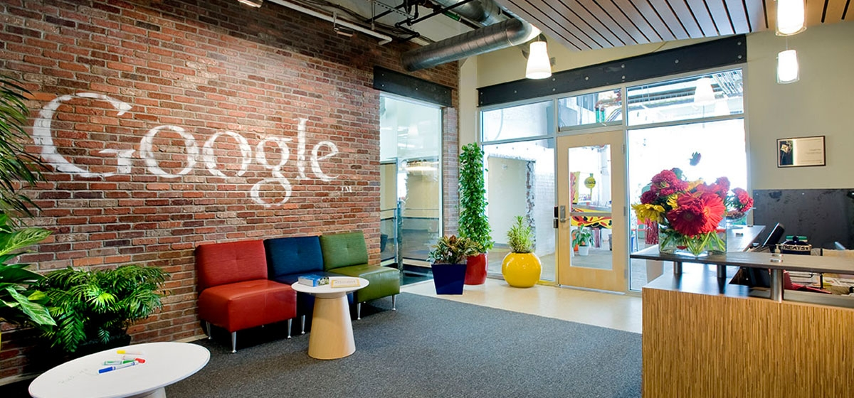 A Look Inside Google's Unconventional Bakery Square Offices