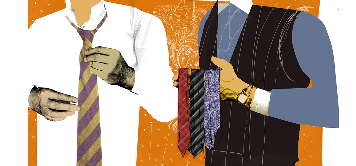 The Art of the Haberdasher