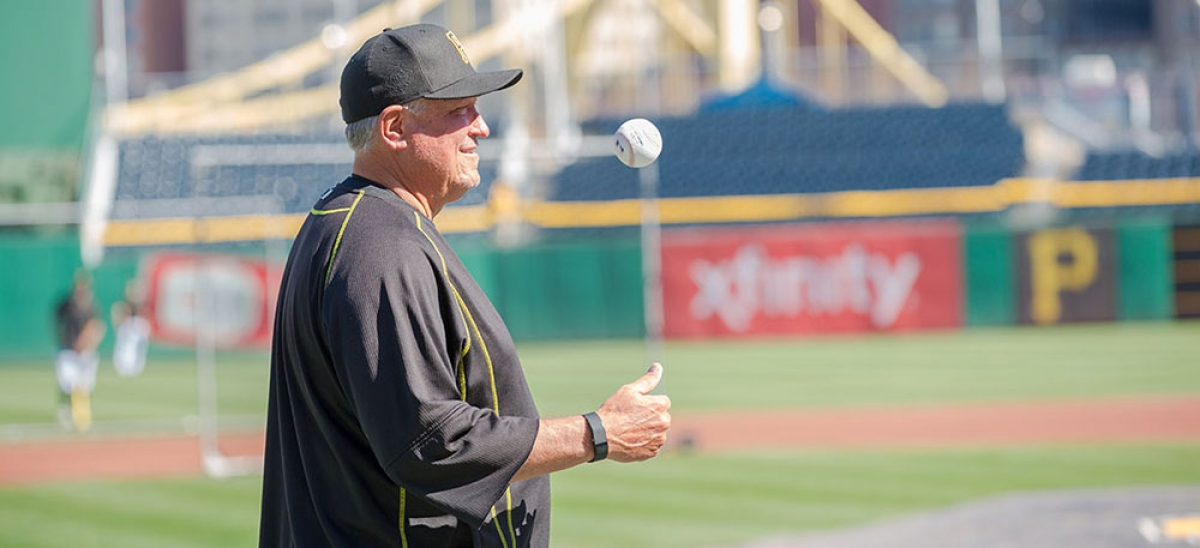 "After years of success followed by disappointment, Clint Hurdle asked himself, ""Is this all there is?"" It was at that point that he considered that his path might lie in serving not himself, but other people."
