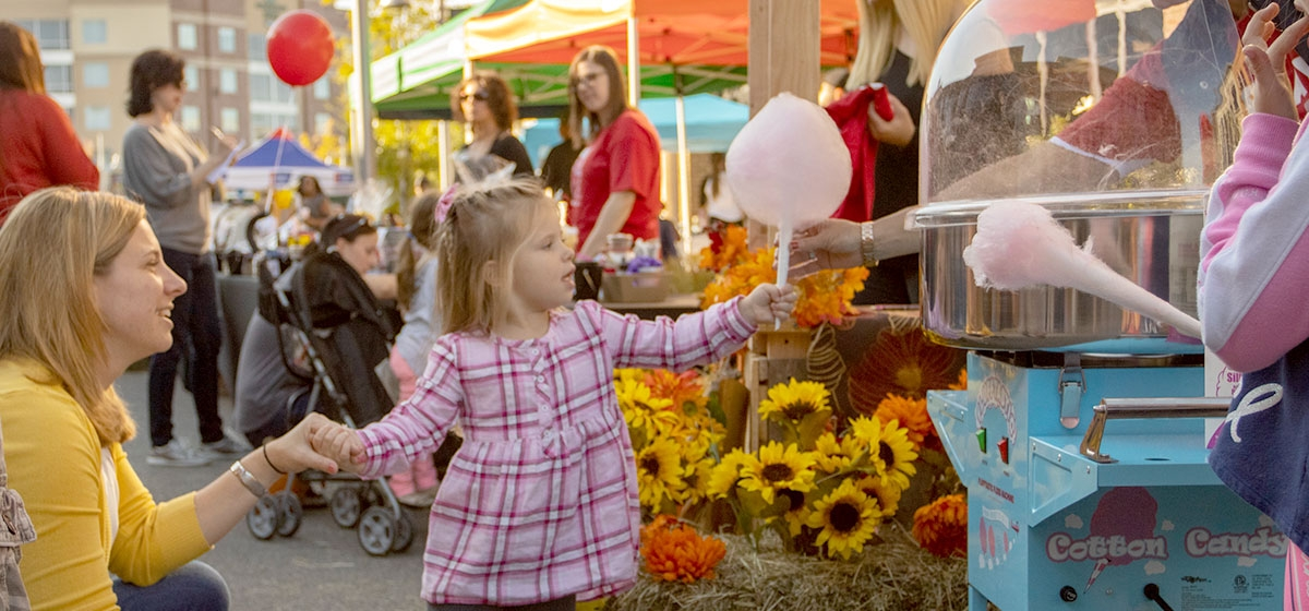 Fall Festival at Southpointe Town Center. October 10, 2019.