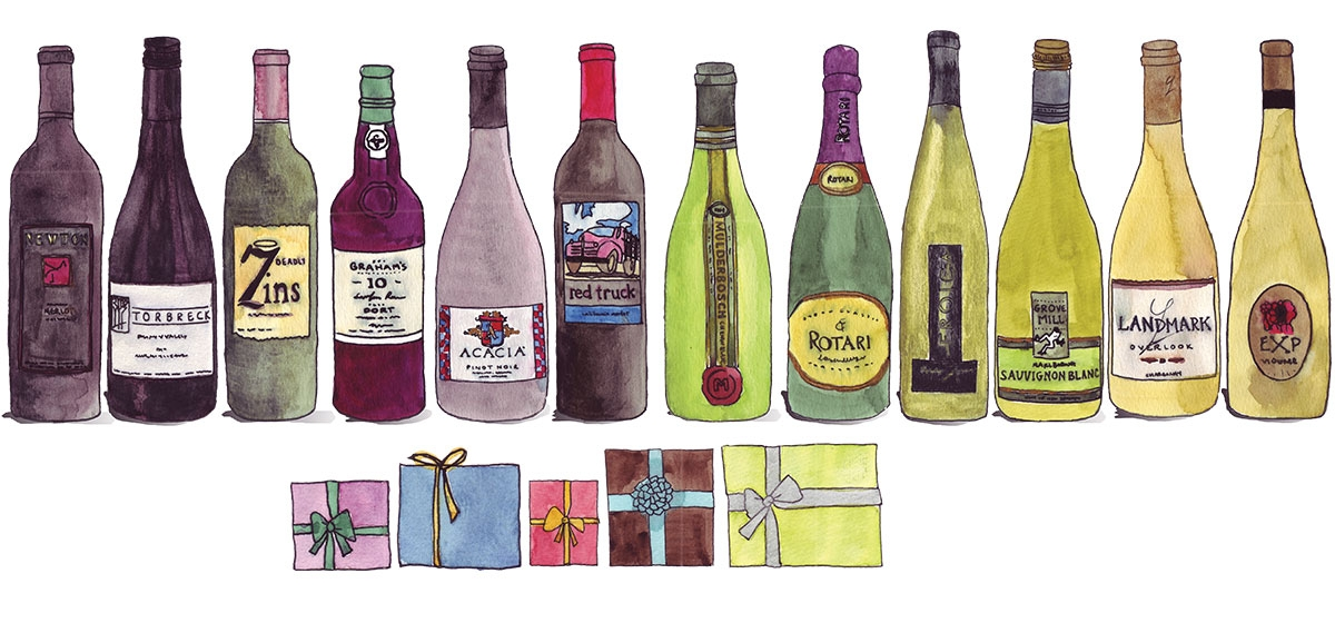 Wine tips from the Heinz-Kerry cellar