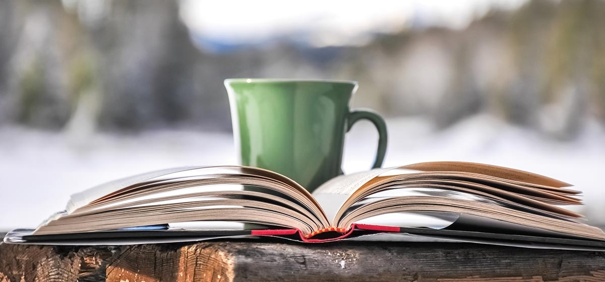 Six Books for Your Winter Reading List
