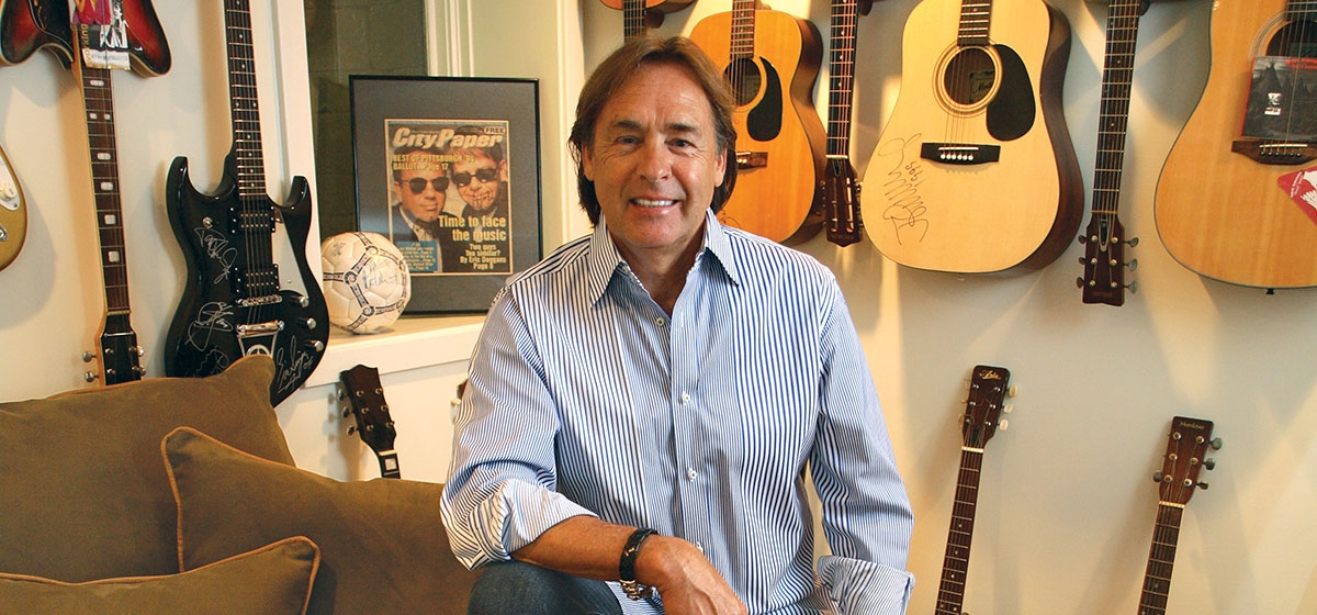 Rich Engler, Music Promoter and Entrepreneur