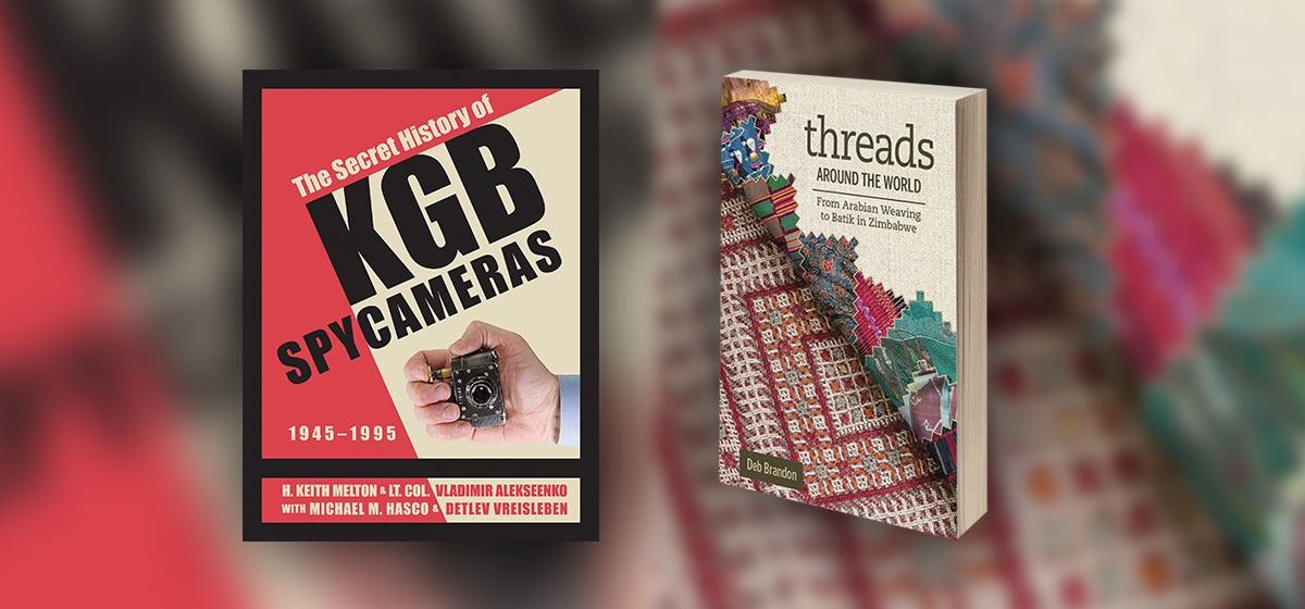 Short Takes: ?The Secret History of KGB Spy Cameras,? ?Threads Around the World? - Pittsburgh Quarterly Magazine