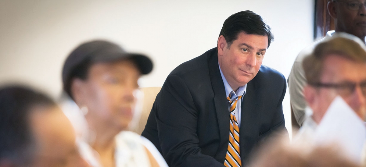 "Most likely to be Mayor // A self-described ""student of cities,"" Bill Peduto is poised to capture the city's top job."