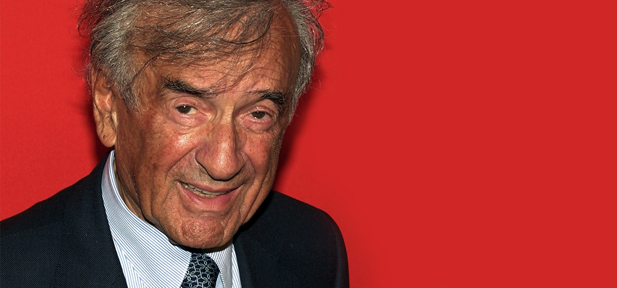 Elie Wiesel and the one indestructible human quality