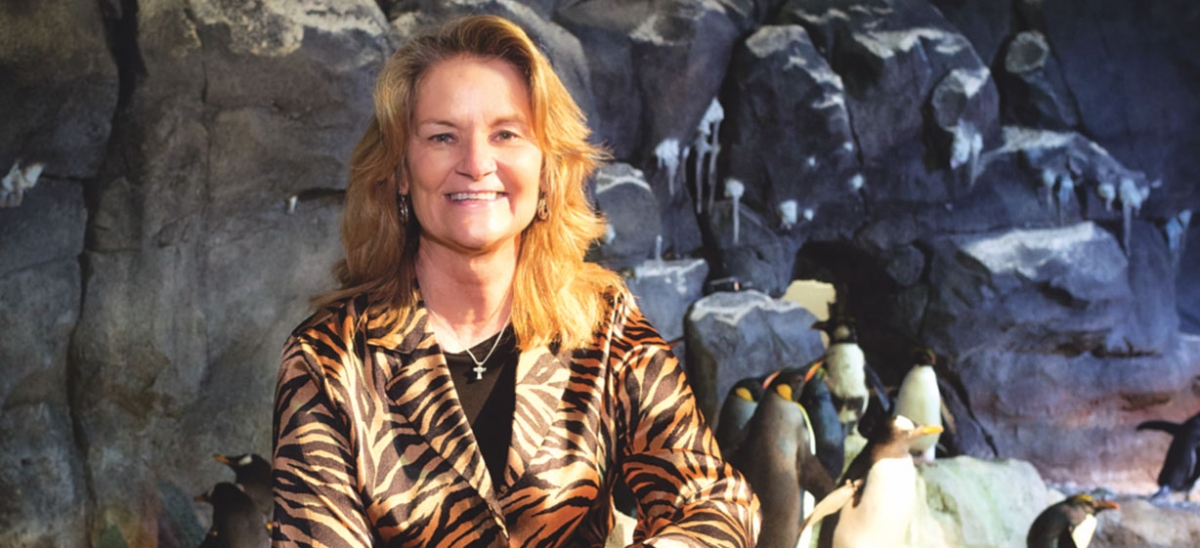 Preserving species // Under Barbara Baker's 25 years of leadership, the Pittsburgh Zoo and PPG Aquarium has become one of the nation's leading institutions for the protection and breeding of endangered animals.