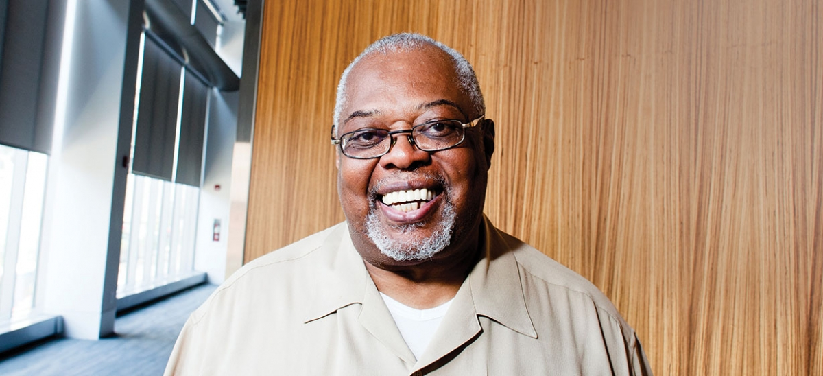 Man of change // Originally named Samuel Wesley Howze, Sala Udin has walked the road of social commitment—from Pittsburgh to New York to the American South and back home again.