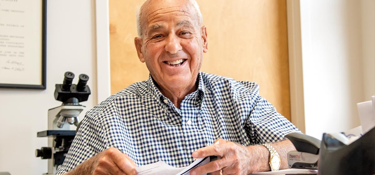 Ageless Wisdom: Cyril Wecht, 87