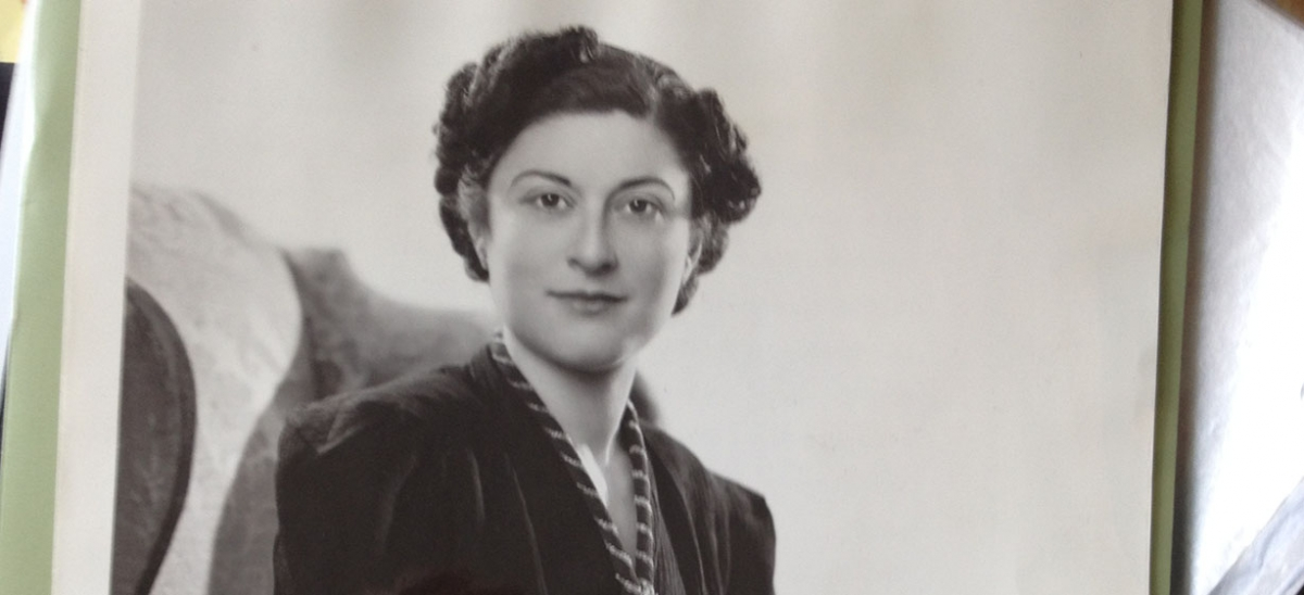 "Marcia Davenport in 1936. Her first book, ""Mozart,"" was widely celebrated and was the first published American biography of composer Wolfgang Amadeus Mozart. It remains in print more than 80 years later."