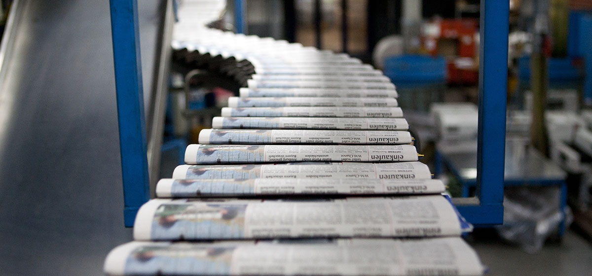 With the Local Newspaper in Decline, What is the Fate of Local Reporting?