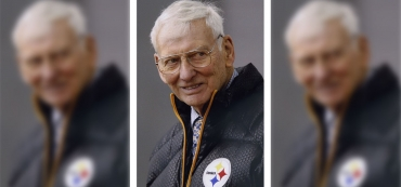 Dan Rooney looks back on a career that has included winning Super Bowl victories, helping the nation's first African American president get elected and serving as U.S. ambassador to Ireland. He is expected to step down as ambassador this year.