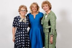Debra-Caplan-Co-Chair-Anniversary-Committee-Dr.-Biden-Betsy-Teti-Chair-Anniversary-Committee