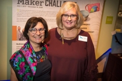 Lisa-Kuzma-Senior-Program-Officer-of-the-Richard-King-Mellon-Foundation-with-Cheryl-Tracy-Executive-Director-of-the-National-Aviary_Photo-by-Rick-Armstrong_2018