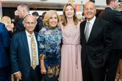 Dr.-Arthur-Levine-and-Linda-Melada-with-Mariella-Verduci-and-Jeffrey-Romoff