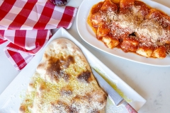 Gnocchi-with-Meatballs-and-Fresh-Bread