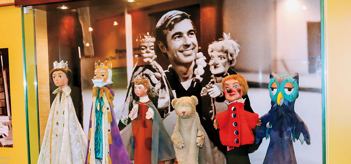 Mister Rogers Real Neighborhood Pittsburgh Quarterly